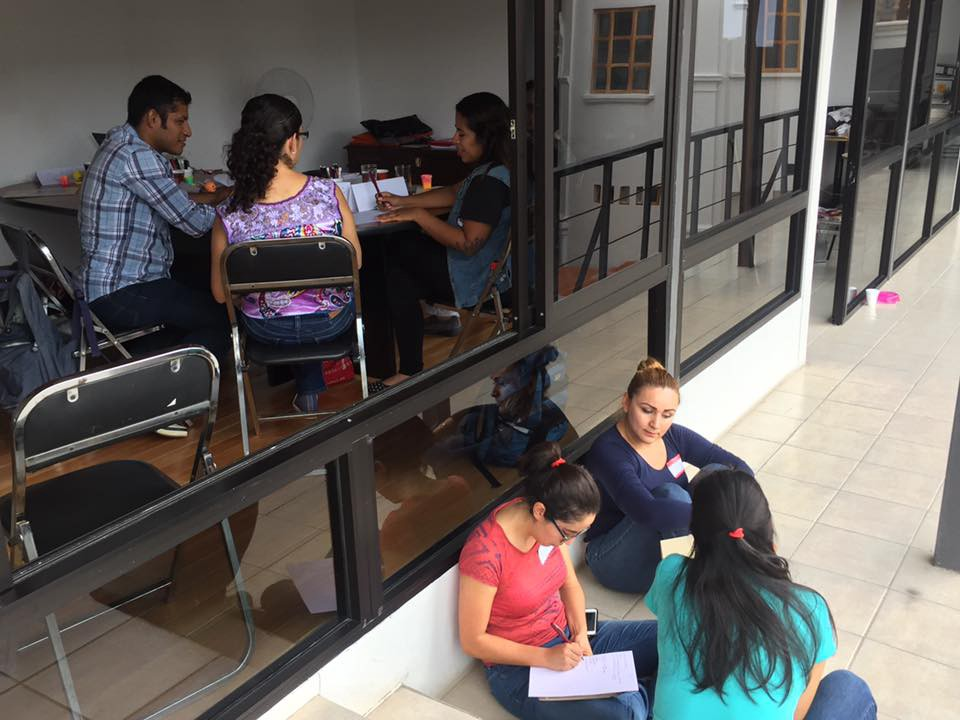 The Mink'a Talent Exchange kicked off by empowering diverse community groups in one of Mexico's poorest regions.