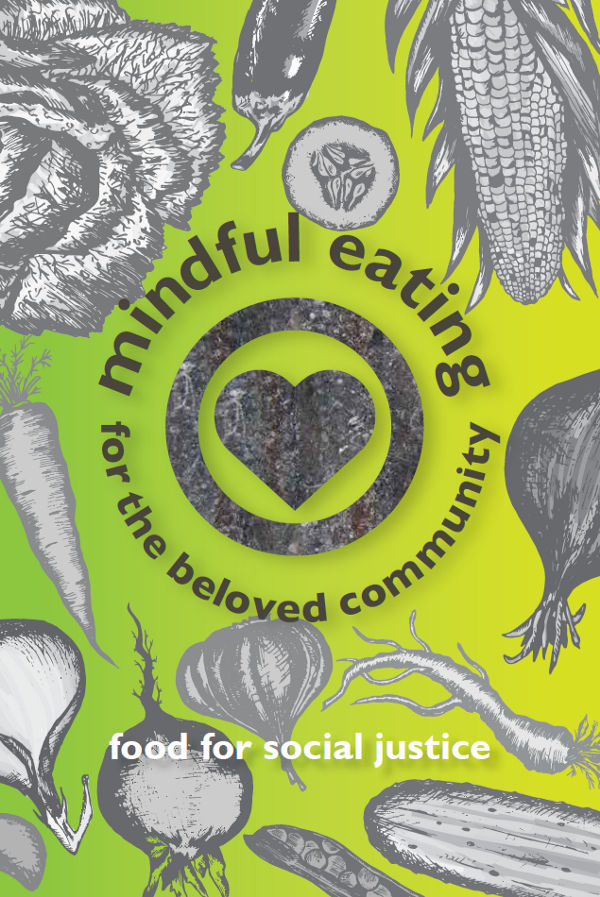 New book published by Arch Street Press in early-Spring 2018 with diverse chefs, nutritionists and food activists, all involved in the Beloved Community.